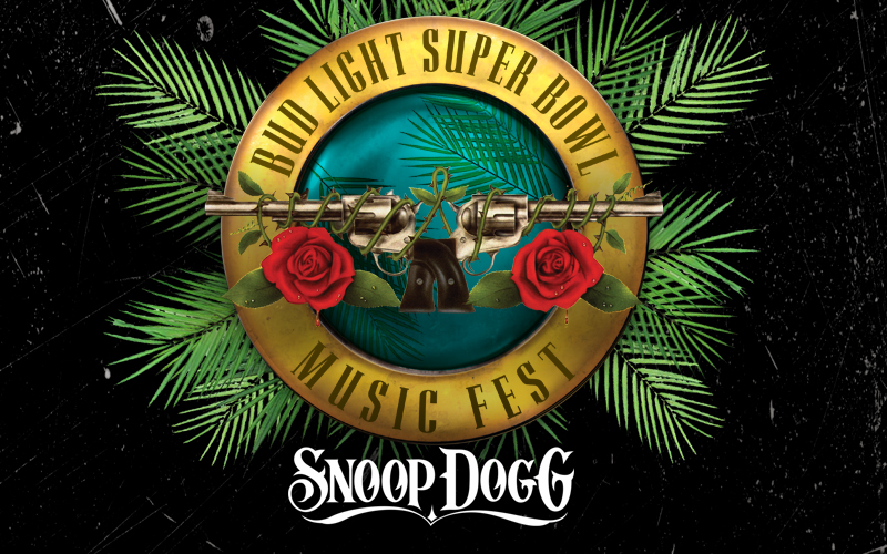 Super Friday featuring Guns N' Roses with Special Guest Snoop Dogg